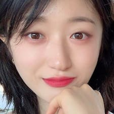 Profil utilisateur de Haewon