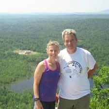 Julie & Bill Brugerprofil
