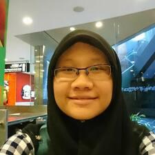 Aghnia Zuyyin Maisun User Profile