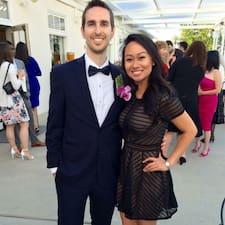 Kristina & Chad felhasználói profilja
