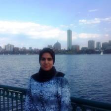 Hafsa User Profile