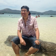 Kwan felhasználói profilja