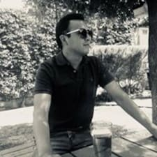 Profil Pengguna Carlos Allberto