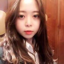 Perfil do usuário de 장