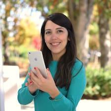 Mariana的用戶個人資料