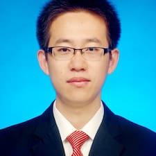 Guorui的用戶個人資料