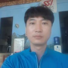 Dongkyu的用戶個人資料