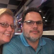 Profil Pengguna Wendy & John