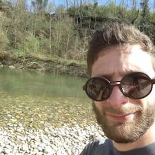 Profil utilisateur de Pierre Andreas