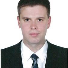 Användarprofil för Алексей
