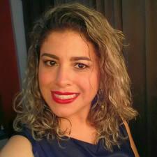 Janaina felhasználói profilja