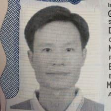 Mingda的用戶個人資料