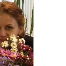 Анастасия felhasználói profilja