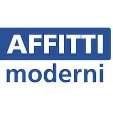 Affittimoderni - Uživatelský profil