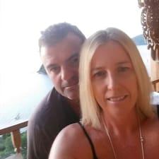 Paul & Linda felhasználói profilja