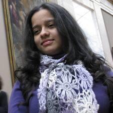 Deepitha User Profile