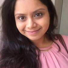 Saiara - Uživatelský profil
