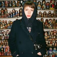 Perfil do usuário de Anastasia