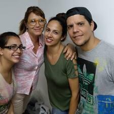 Lisandra, Hilda, Miguel & Martha