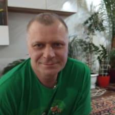 Perfil do utilizador de Andrei