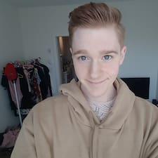 Profil utilisateur de Caleb
