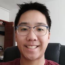 Perfil do utilizador de Hong