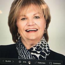 Användarprofil för Deborah