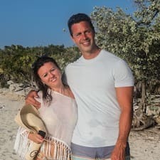 Aaron & Anca User Profile