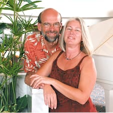 Profil Pengguna Dave & Evie