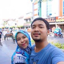 Dewi Indriyani的用戶個人資料