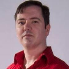 Blaine felhasználói profilja