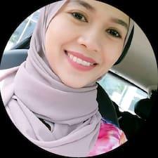 Profil utilisateur de Ezanee