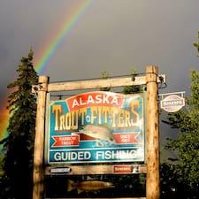 Perfil de usuario de Alaska
