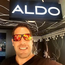 Aldo User Profile