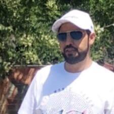 Fouad felhasználói profilja