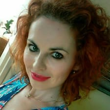 Profil utilisateur de Lucia
