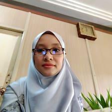 Profil utilisateur de Noor Fazlin