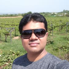 Profil utilisateur de Vipul