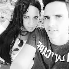 Användarprofil för Jenni & Carlos