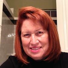 Juanita felhasználói profilja