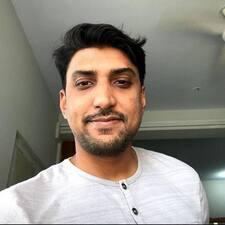 Användarprofil för Amir