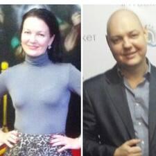 Olga & Igor User Profile