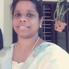 Profil utilisateur de Shalini