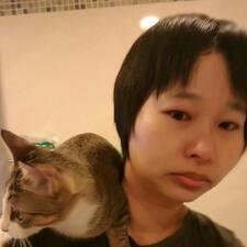 Perfil do utilizador de Yi -Ting