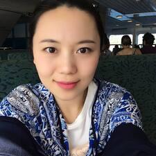 Perfil do utilizador de Lixuan