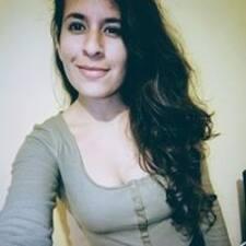 Henkilön Sofía käyttäjäprofiili