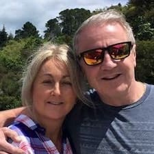 Kathryn & Nigel Brukerprofil