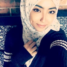 Användarprofil för Marwa