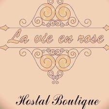 Hostal Boutique La Vie En Rose用戶個人資料