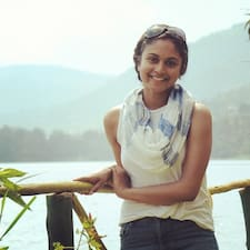 Profilo utente di Sharonya